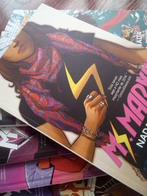 Ms. Marvel 1 A 6 (capas Mole E Dura)
