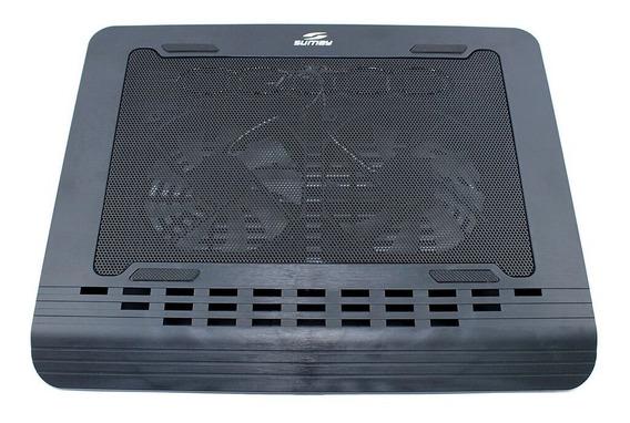 Suporte Base Para Notebook Com 2 Cooler Sm-bnb200