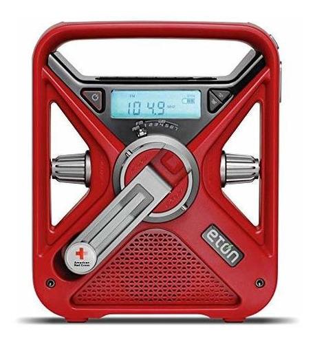 Radio Multifuncion Estadounidense Cruz Roja De Eton Todo En