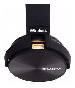 Fone Bluetooth Sem Fio 950bt Headfone Sony + Frete