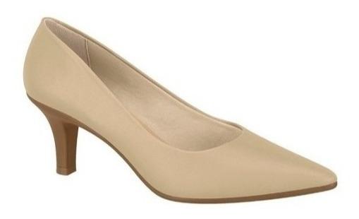 Sapato Feminino Scarpin Salto Médio Beira Rio - 4163100