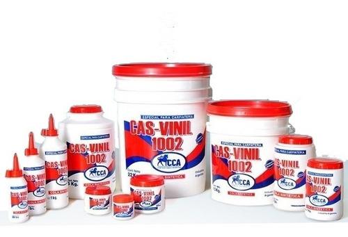 Adhesivo Vinilico Para Madera, Cola Potente X 22 Kg Maderwil