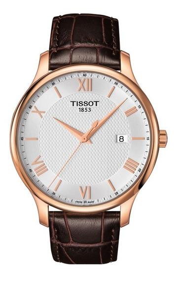 Relógio Tissot Romano Rose T063.610.36.038.00