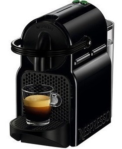 Nespresso Inissia C40 110v Preta