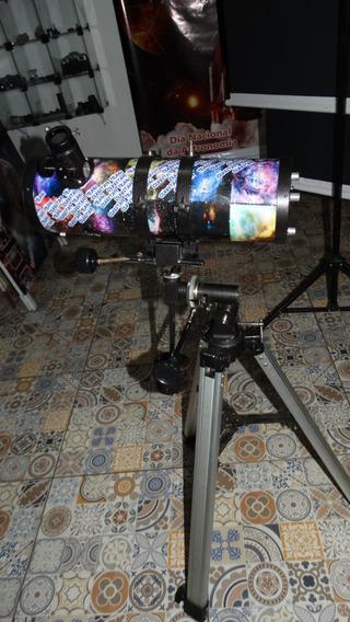Greika Equatorial 114mm + Orion Kit Oculares E Filtro.