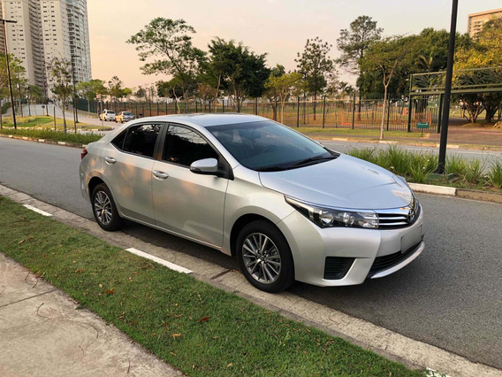 Toyota Corolla 1.8 16v Gli Upper Flex Multi-drive 4p 2017