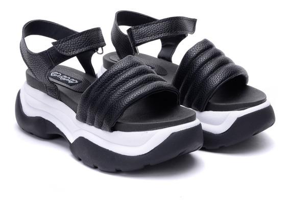 Sandalias Mujer Base De Zapatillas Plataforma Gomón Heben