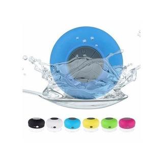 Parlante Portátil Bluetooth Ducha Resistente Agua