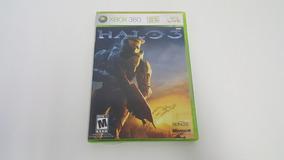 Halo 3 - Xbox 360 - Original - Mídia Física