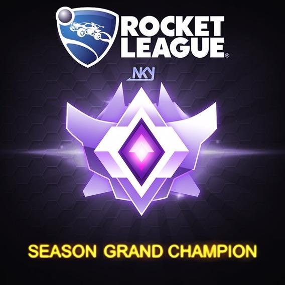 Reward Grand Champion - Rocket League Pc | Boost/elojob