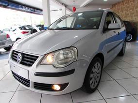 Volkswagen Polo Sedan 1.6 Total Flex 4p 2008 Completo