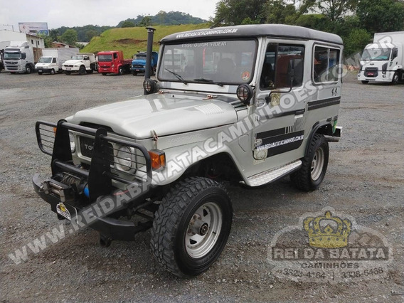 Toyota Bandeirante Jeep 4x4 Turbo Diesel Intercooler