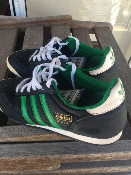 adidas dragon niño 35