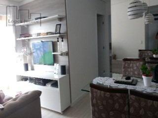 Apartamento Com 2 Dormitórios À Venda, 53 M² Por R$ 290.000,00 - Condomínio Vista Garden - Sorocaba/sp - Ap0386