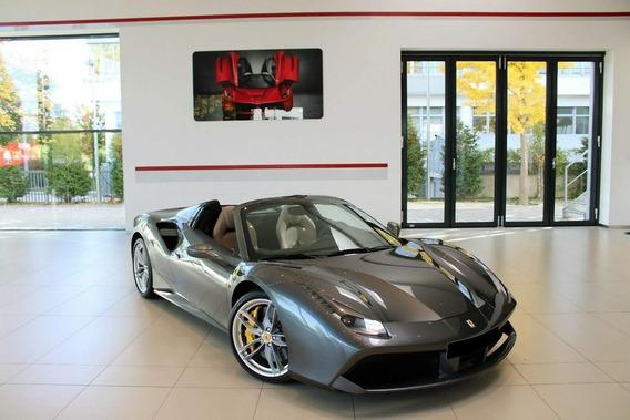 Ferrari 488 Spider 3.9 V8 670 Cv - Malek Fara