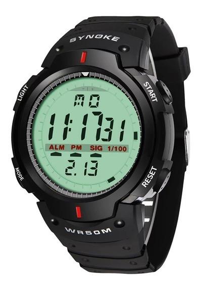 Relógio Digital Synoke 61576