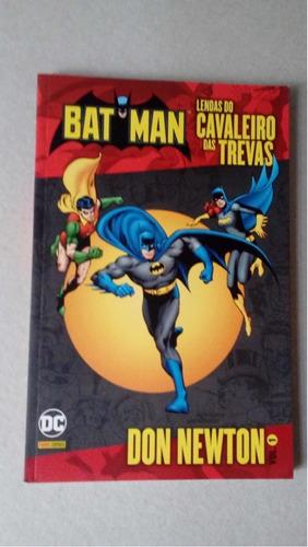 Hq Batman: Lendas Do Cavaleiro Das Trevas Volume 1