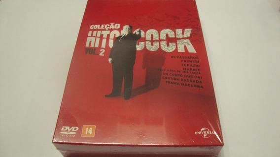Box Original: Coleção Alfred Hitchcock - Volume 2 - 7 Dvd
