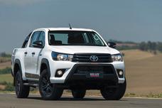 Toyota Hilux 2.8 Srv 4x4 Cabine Dupla 7 Lugares 18/19 Zero