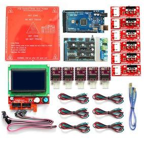 Kit Impressora 3d Eletronica Completa