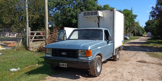 Ford F-100 Motor 221 Equipo Gnc