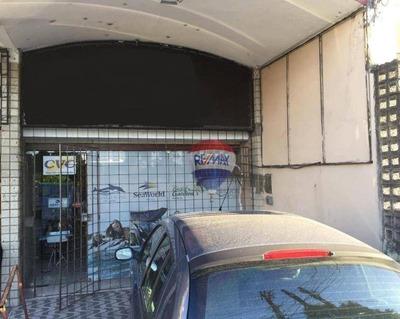 Loja Com 67m², Localizada Num Corredor Comercial Em Boa Viagem - Lo0012