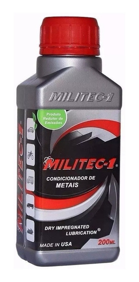 Militec-1 100% Original Dist. Autorizado 200ml