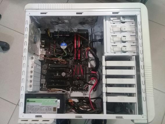Pc Gamer Core I7 4790 Placa Mãe Asus Z97 Pro Gamer 750 Watts