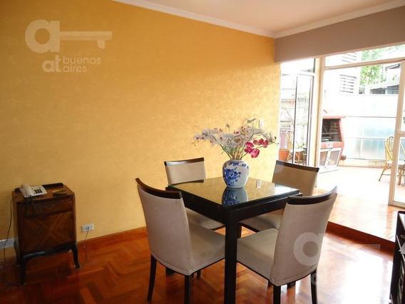 Palermo, Departamento 2 Ambientes Con Terraza, Alquiler Temporario Sin Garantía!