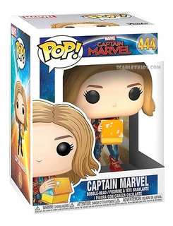 Funko Pop Capitana Marvel 444 Glow Orig Funko Scarletkids