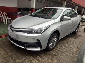 Toyota Corolla 1.8 16v Gli Flex 4p - Carro 18-19