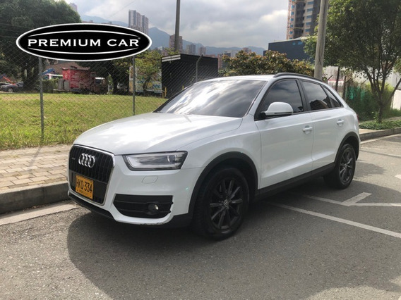 Audi Q3 2.0 Luxury Mod 2014