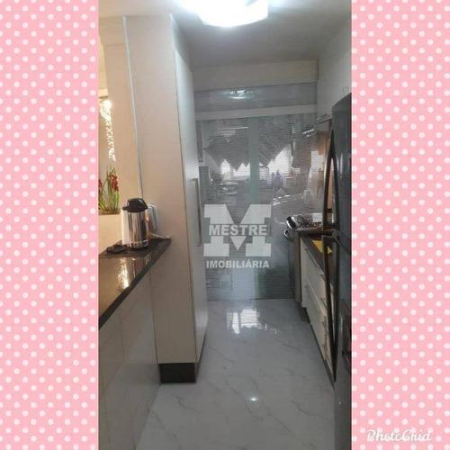Apartamento Com 3 Dormitórios À Venda, 80 M² Por R$ 680.000,02 - Centro - Guarulhos/sp - Ap2311