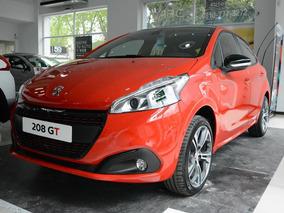 Peugeot 208 1.6 Gt Thp 0km - Darc Autos, Entrega Inmediata