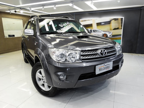 Toyota Hilux Sw4 Srv 2011 Blindado