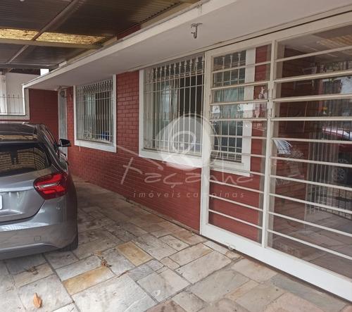 Casa A Venda No Taquaral Em Campinas - Imobiliária Em Campinas. - Ca00988 - 69285338