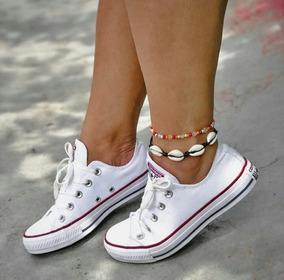 Tênis All Star Converse Branco - Frete Grátis