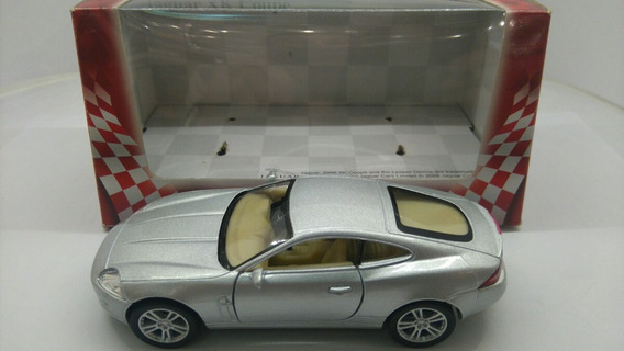 Jaguar Xk Coupe 1:38 Kinsmart Milouhobbies A1085