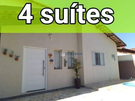4 Suites- 3 Salas Cond Fechado - So1303