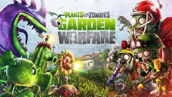 Plantsvszombies Garden Warfare + 10 Jogos Mídia Digital Ps3