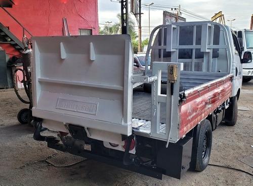 Plataforma Elevatoria 300kg 500kg Kia Bongo Hyundai Hr