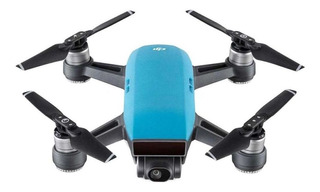 Drone DJI Spark con cámara HD sky blue