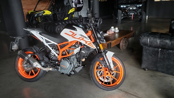 Ktm 390 Duke Gs Motorcycle