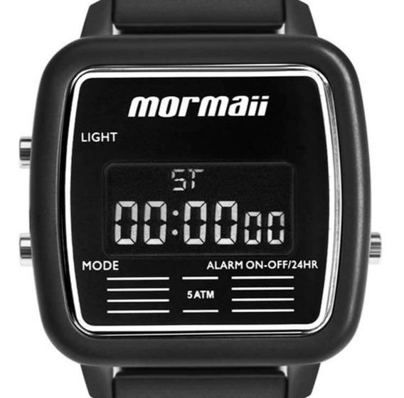 Relógio Mormaii Feminino Digital Preto Garantia 1 Ano