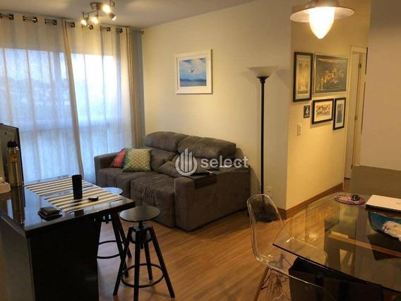 Apartamento Residencial À Venda, Santa Quitéria, Curitiba. - Ap0769