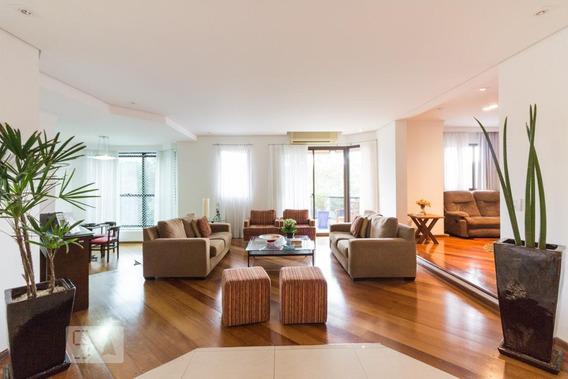 Apartamento Para Aluguel - Mandaqui, 4 Quartos, 265 - 893028078