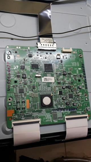 Placa Tcon Samsung Un55eh6030 Original Testada