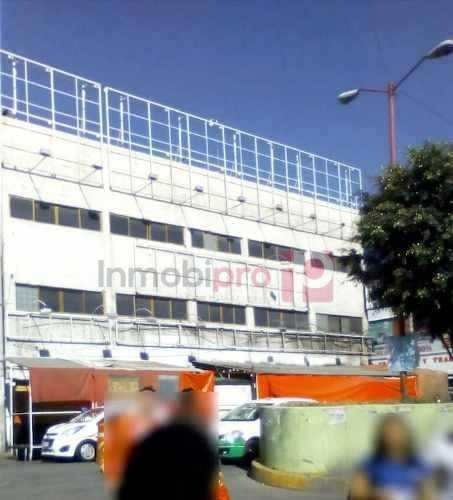 Edificio Comercial En Renta, A Un Costado De Plaza Aragon