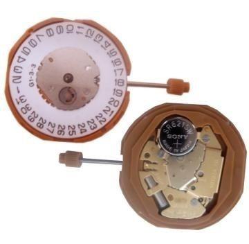 Máquina Para Relógio De Pulso Modelo Gm10/3 Nova