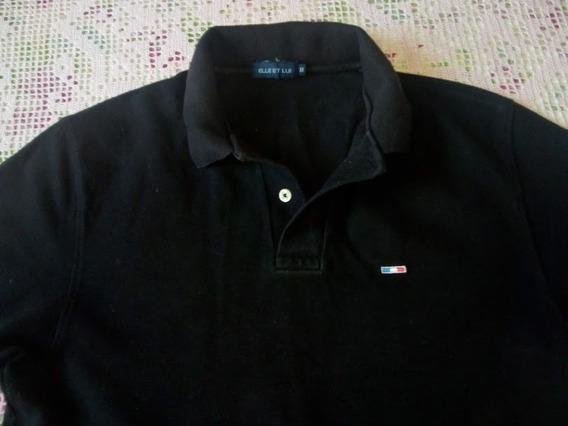 Camisa Polo Masculina Elle Et Lui Original Em Bom Estado!